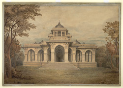 Tomb near Mehmadabad